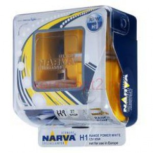 NARVA Range Power White H1