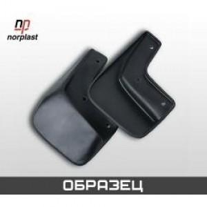 "Брызговики ""Norplast"" задняя пара для Land Rover Discovery Sport 2014-2018. Артикул NPL-Br-46-07B"