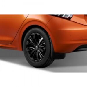 "Брызговики ""Novline"" задняя пара для Peugeot 208 хэтчбек 2013-2018. Артикул NLF.38.23.E11"