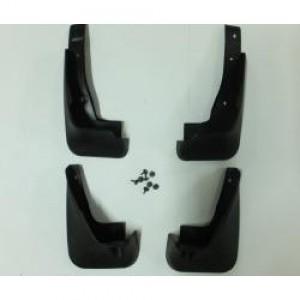 """Брызговики """"Oem-Tuning"""" (комплект передние + задние) для Lexus NX 2014-2018. Артикул CNT17-15NX-012"""