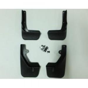 """Брызговики """"Oem-Tuning"""" (комплект передние + задние) для Lexus RX 2015-2018. Артикул CNT17-15RX-012"""