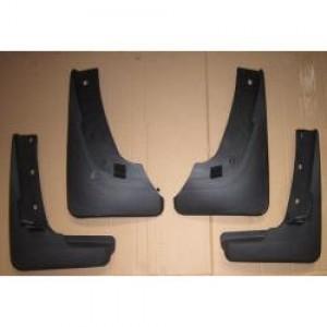 """Брызговики """"Oem-Tuning"""" (комплект передние + задние) для Nissan X-Trail T31 2007-2014. Артикул CNT18-QJ-012"""