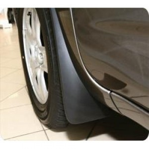 """Брызговики """"Seintex"""" передняя пара для Renault Duster 2011-2018. Артикул 85054"""