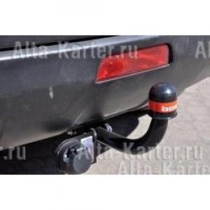 """Фаркоп """"Bosal"""" для Mercedes-Benz M-Класс W164 2005-2011. Артикул 2252-AN"""