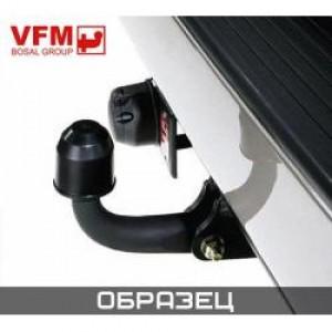 Фаркоп VFM для Lada Priora (21703) седан, хэтчбек, универсал 2007-2013. Артикул 1226-A