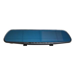 Автомобильный видеорегистратор зеркало 3 в 1 SFHD 600
