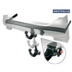 Фаркоп Westfalia для Skoda Superb II седан, универсал 2008-2013. Быстросъемный крюк. Артикул 317102600001