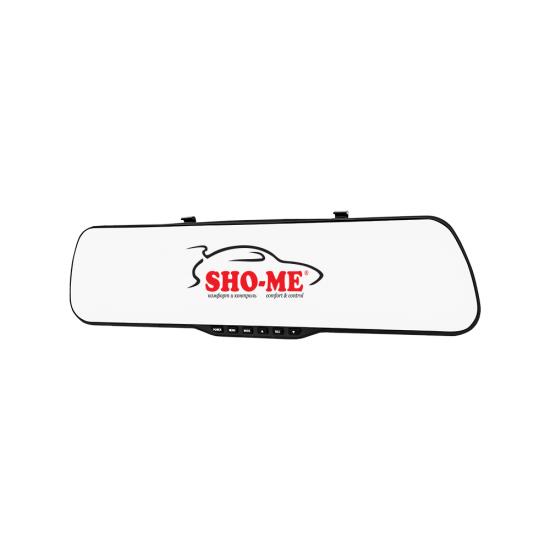 Видеорегистратор в зеркале заднего вида SFHD 400